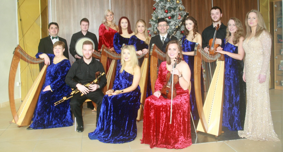 Irish harp orchestra 2017