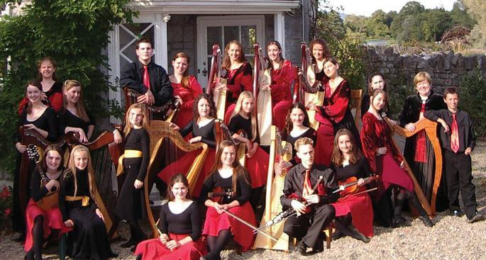 Youth Harp Orchestra 1sm