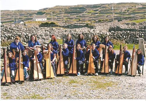 Youth Harp Orchestra 2sm
