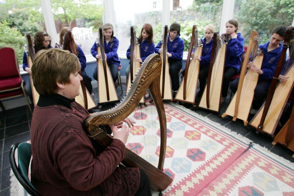 Learning the Harp