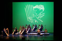 Irish Harp Orchestra 2009