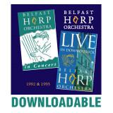 1 Boyne Water - Belfast Harp Orchestra - In Concert 1992