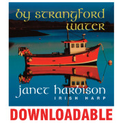 8 Whelan's and Janet's Jigs (Solo Harp)  - By Strangford Water - download