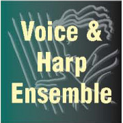 Voice and Harp Ensembles