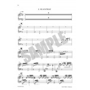 Colmcille Suite - Harps Part 2 and Part 3 - High Intermediate