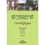 Carrickfergus, Harp Ensemble