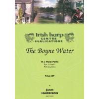 The Boyne Water, Harp Ensemble