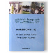 Harbison's 100 Easiest Irish Dance Tunes Book Volume 1