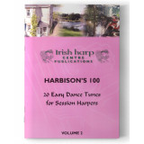Harbison's 100 Easiest Irish Dance Tunes Book Volume 2