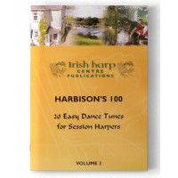 Harbison's 100 Easiest Irish Dance Tunes Book Volume 3
