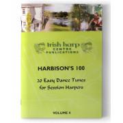 Harbison's 100 Easiest Irish Dance Tunes Book Volume 4