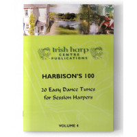 Harbison's 100 Easiest Irish Dance Tunes Book Volume 4