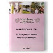 Harbison's 100 Easiest Irish Dance Tunes Book Volume 5