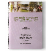 Traditional Irish Harp Tutor Adult Beginners