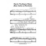 The Boyne Water - March