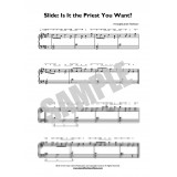 Is It the Priest You Want? - Slide