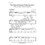 Harp Orchestra - Polka No 1 - Part 1 of 3