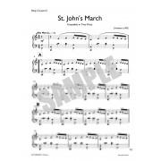 Saint John's March Ensemble - part 2