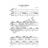 Saint John's March Ensemble - Directors Score
