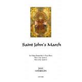 Saint John's March Ensemble - Directors Score