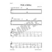 Walk in Belfast Ensemble - Parl Three Harp