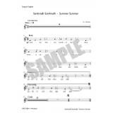 Samhradh, Samhradh - Summer, Summer - Part 2 - English Voice