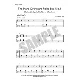 Harp Orchestra - Polka Set No 1 - Part 2 of 3