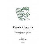 Carrickfergus Ensemble, Directors Score