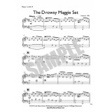 Drowsy Maggie Set - Part 1 - Harp 1