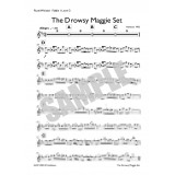Drowsy Maggie Set - Part 3 - Flute / Whistle part 1