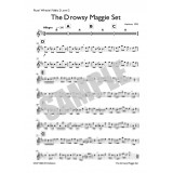 Drowsy Maggie Set - Part 4 Flute  / Whistle part 2